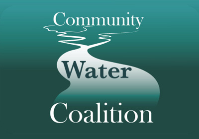 The Community Water Coalition advocates for sound water policy for people and the environment.