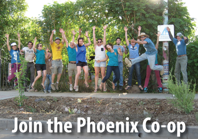 Click here to sign up for the Phoenix Co-op today!