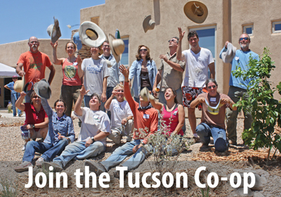 Click here to sign up for the Tucson Co-op today!