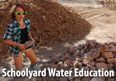 Explore the benefits of our Schoolyard Water Education Program.