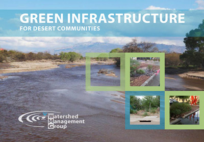Green Infrastructure Manual for Southwestern Neighborhoods