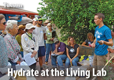 Join us for a series of classes uses our Living Lab as intended—as a living laboratory!