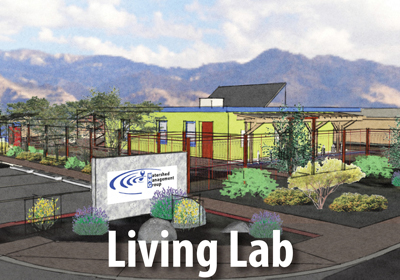 WMG's hub for our education center, demonstration grounds, and headquarters in central Tucson.