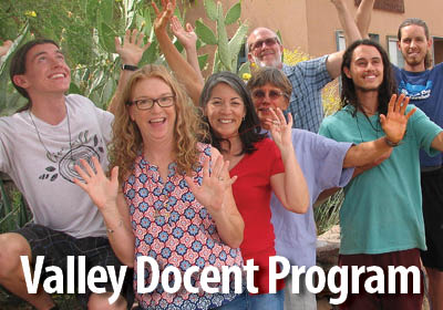 Learn about the Valley docent program
