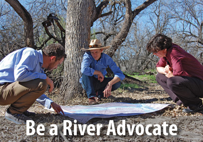 Become an advocate for our desert rivers!