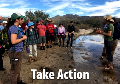 Take action with the River Run Network!