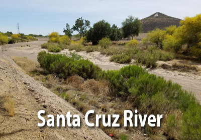 Santa Cruz River Streamsheds