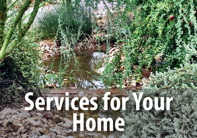 Let us transform your home landscape into an oasis.