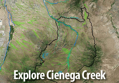 Cienega Creek Watershed