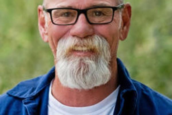 River Restoration Biologist Trevor Hare