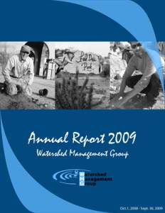 2009 WMG Annual Report cover