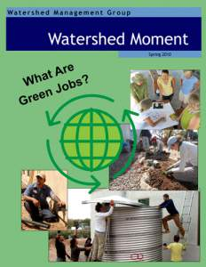 2010 Spring WMG Newsletter cover