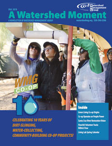 2018 Fall WMG Newsletter Cover