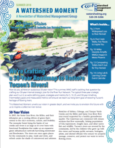 2018 Summer WMG Newsletter cover