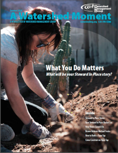Cover of 2020 Summer WMG Newsletter