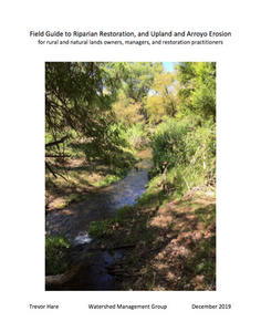 Cover of Field Guide to Riparian Restoration and Upland and Arroyo Erosion