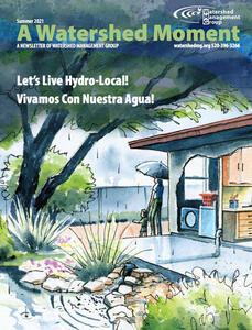 Cover of 2021 Summer WMG Newsletter