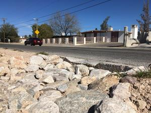 Photo of green infrastructure at New Hope Church by Heather Janssen, Tucson News Now Multimedia Journalist