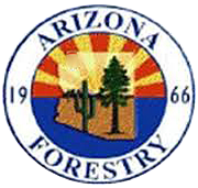 Arizona State Forestry Division logo