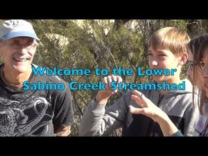Embedded thumbnail for Welcome to the Lower Sabino Creek Streamshed