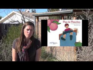 Embedded thumbnail for Poo to Peaches – A Children's Composting Toilet Book