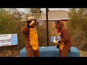 Embedded thumbnail for Borderlands Beaver Tales with Beto & Carmen - Episode Five