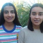 Angie and Katrina Shah