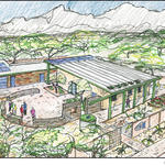 2013: Begin development of Living Lab & Learning Center in Tucson at property inherited from donor Marguerite Fisher.