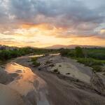 sunset-flow