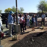 Watershed Management Group Phoenix Green Infrastructure Training at the Flood Control District Office March 2016