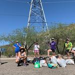 """We all had a great time, and it felt great to volunteer a few hours to make Tucson's waterways cleaner and healthier!"" - Venom"