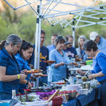 Watershed Management Group Tanque Verde Flow and Feast event April 2016