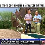 KOLD interviewing Catlow Shipek & Joaquin Murrieta-Saldivar