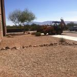 Basis Tucson North water harvesting project