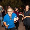 WMG's Cultural Ecologist Joaquin Murrieta dancing to Santa Pachita.