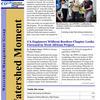 2009 Spring WMG Newsletter cover