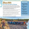 2016 Spring Watershed Management Group Newsletter Cover