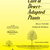 Care of Desert Adapted Plants