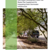 Green stormwater infrastructure supplement for Avondale's Street Tree Master Plan Cover